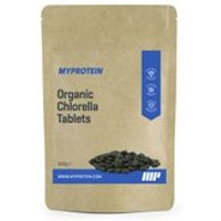 Organic Chlorella Tablets - 250g - Pouch - Unflavoured