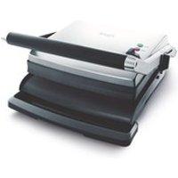 Sage By Heston Blumenthal BGR250BSS Adjusta Grill and Press (2200W)