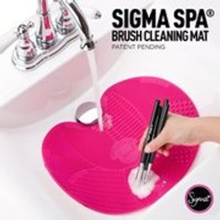 Sigma Spa Brush Cleaning Mat