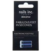 MICRO Pedi Nails Inc. Micro Pedi Replacement Rollers (2 Pack)