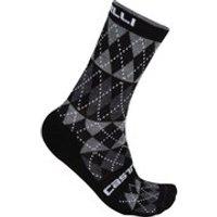Castelli Diverso Socks - Black - S-M - Black