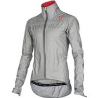 Castelli Tempesta Race Jacket - Grey - L - Grey