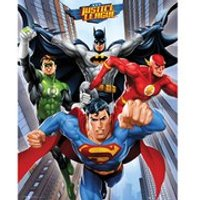 DC Comics Rise - 16 x 20 Inches Mini Poster - Comics Gifts