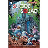 DC Comics Suicide Squad: Death is for Suckers - Volume 03 (The New 52) Paperback Graphic Novel