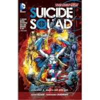 DC Comics Suicide Squad: Basilisk Rising - Volume 02 (The New 52) Paperback Graphic Novel