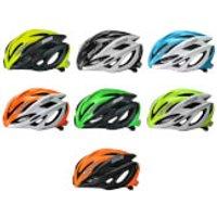 Salice Ghibli Helmet - XL/58-62cm - Black/Orange