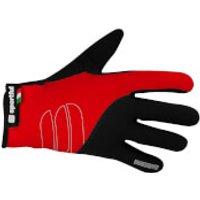 Sportful Windstopper Essential Gloves - Red/Black - S - Red/Black