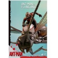 Hot Toys Marvel Ant-Man on Flying Ant Movie Masterpiece 4 Inch Miniature Figure