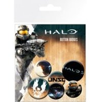 Halo 5 Mix - Badge Pack