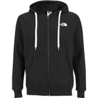The North Face Men's Open Gate Full Zip Hoody - TNF Black - XL - Black