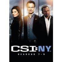 CSI: New York - Season 7-9 Boxset