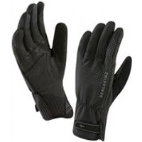SealSkinz All Weather XP Cycle Gloves - Black/Black - XXL - Black/Black