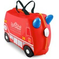 Trunki Frank the Fire Engine Ride-On Suitcase - Trunki Gifts