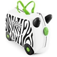 Trunki Zimba the Zebra Ride-On Suitcase