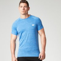 Performance Short-Sleeve Top - S - Blue