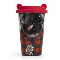 Coffee Crew Ceramic Cup - Dog