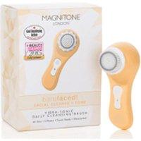 Magnitone London BareFaced Vibra-Sonic Daily Cleansing Brush - Pastel Orange