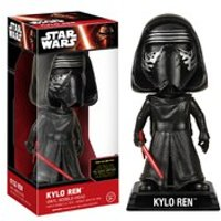 Star Wars The Force Awakens Kylo Ren Wacky Wobbler Bobble Head