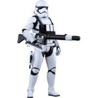 Hot Toys Star Wars 1:6 First Order Heavy Gunner Stormtrooper Figure - Star Wars Gifts