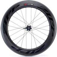 Zipp 808 Firecrest Tubular Rear Wheel - Shimano/SRAM - Black Decal