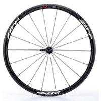 Zipp 202 Firecrest Carbon Clincher Front Wheel - White Decal