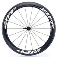Zipp 404 Firecrest Tubular Front Wheel - White Decal