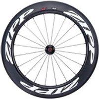 Zipp 808 Firecrest Tubular Front Wheel - White Decal