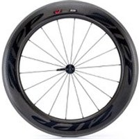 Zipp 808 Firecrest Tubular Front Wheel - Black Decal