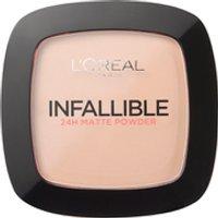 LOreal Paris Infallible Powder (Various Shades) - Warm Vanilla