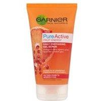 Garnier Skin Naturals Pure Active Energising Gel Scrub (150ml)