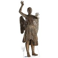 Doctor Who Weeping Angel Attacking Cut Out - Doctor Who Gifts