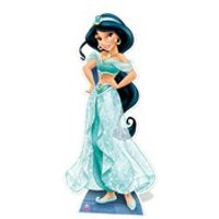 Disney Princess Aladdin Jasmine Cut Out