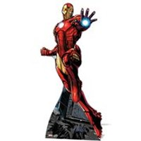 Marvel The Avengers Iron Man Cut Out - Marvel Gifts