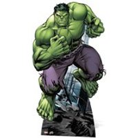Marvel The Avengers Hulk Cut Out - Hulk Gifts