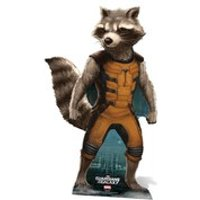 Marvel Guardians of the Galaxy Rocket Raccoon Cut Out - Marvel Gifts