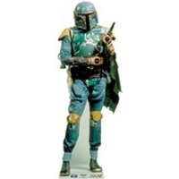 Star Wars Boba Fett Cut Out - Star Wars Gifts