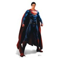 DC Comics Superman Man of Steel Cut Out - Superman Gifts