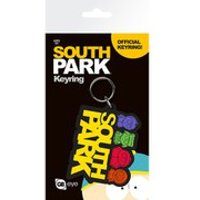 South Park Logo - Keychain