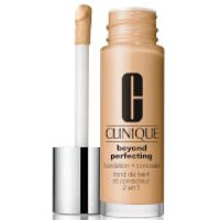 Clinique Beyond Perfecting Foundation and Concealer 30ml (Various Shades) - Linen