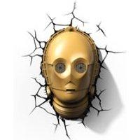 Star Wars C-3PO 3D Light