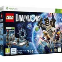 LEGO Dimensions Starter Pack, Xbox 360