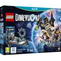 LEGO Dimensions Starter Pack, Wii U