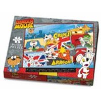 Paul Lamond Games Danger Mouse Cripes Puzzle (1000 Pieces) - Games Gifts