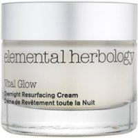 Elemental Herbology Vital Glow Overnight Resurfacing Cream (50ml)