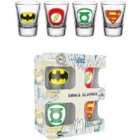 DC Comics Logos - Shot Glasses