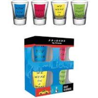 Friends Quotes - Shot Glasses - Quotes Gifts