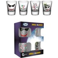 DC Comics Batman The Dark Knight Joker - Shot Glasses - Batman Gifts