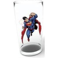 DC Comics Superman Sketch - Pint Glass