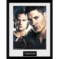Supernatural Brothers - 16 x 12 Inches Framed Photographic - Supernatural Gifts