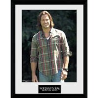 Supernatural Sam - 16 x 12 Inches Framed Photographic - Supernatural Gifts